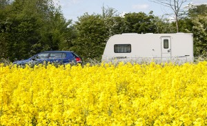 Caravan Picture from the Highways Agency