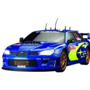 Subaru Impreza RC Car