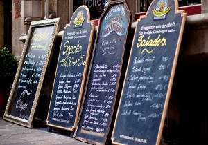 Restaurant Boards