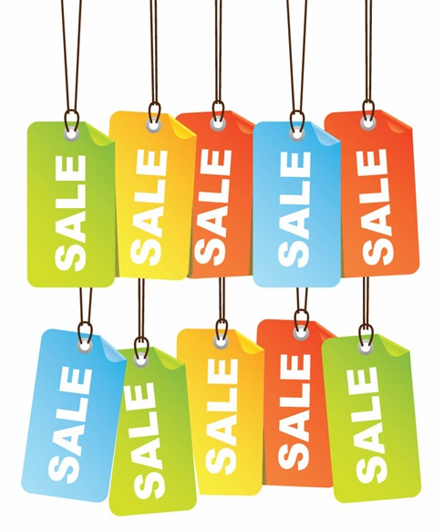 Image of Sale Tags