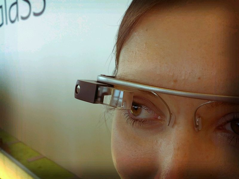 Image of Google Glass