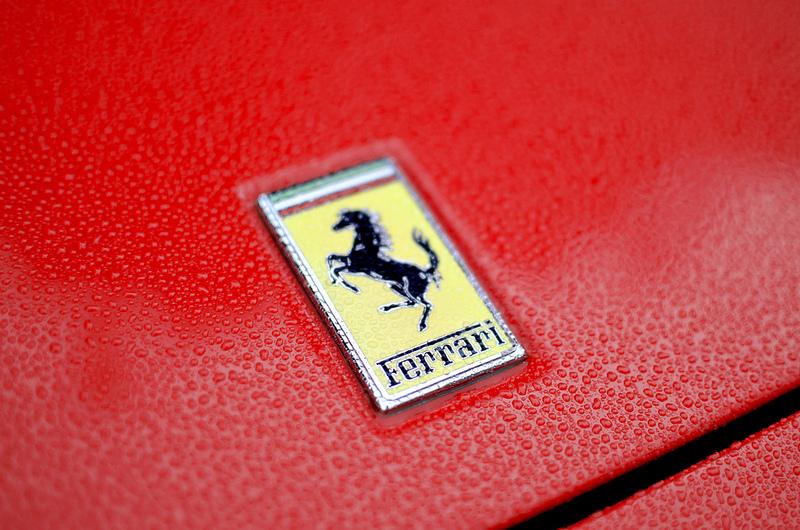Image of Ferrari Logo