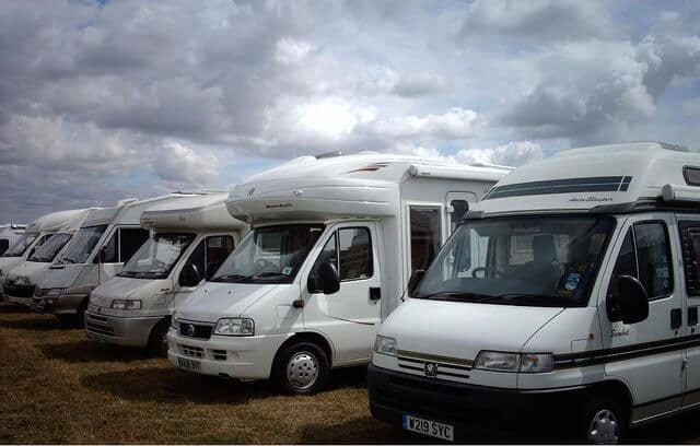 Image of Motorhomes