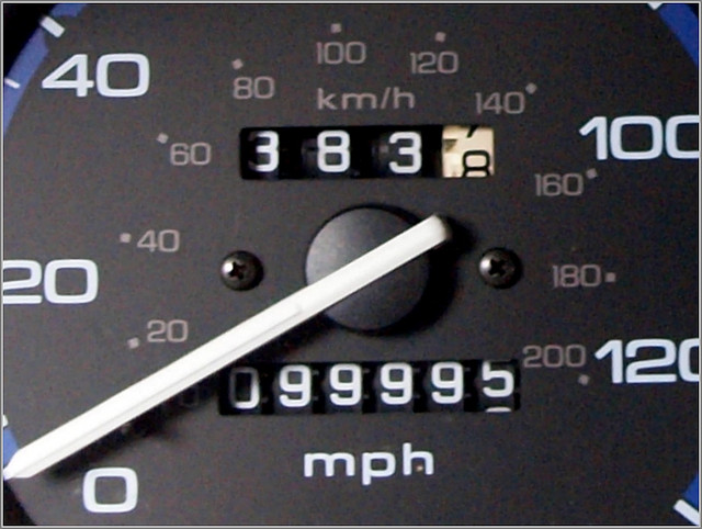 Image of an Odometer