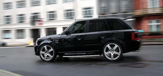 Image of Range Rover