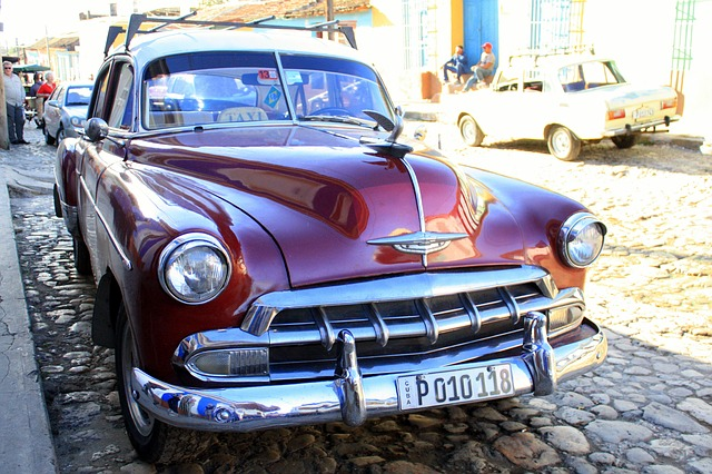 Image of Cuban Car