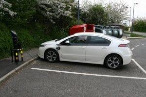 Image of Vauxhall Ampera