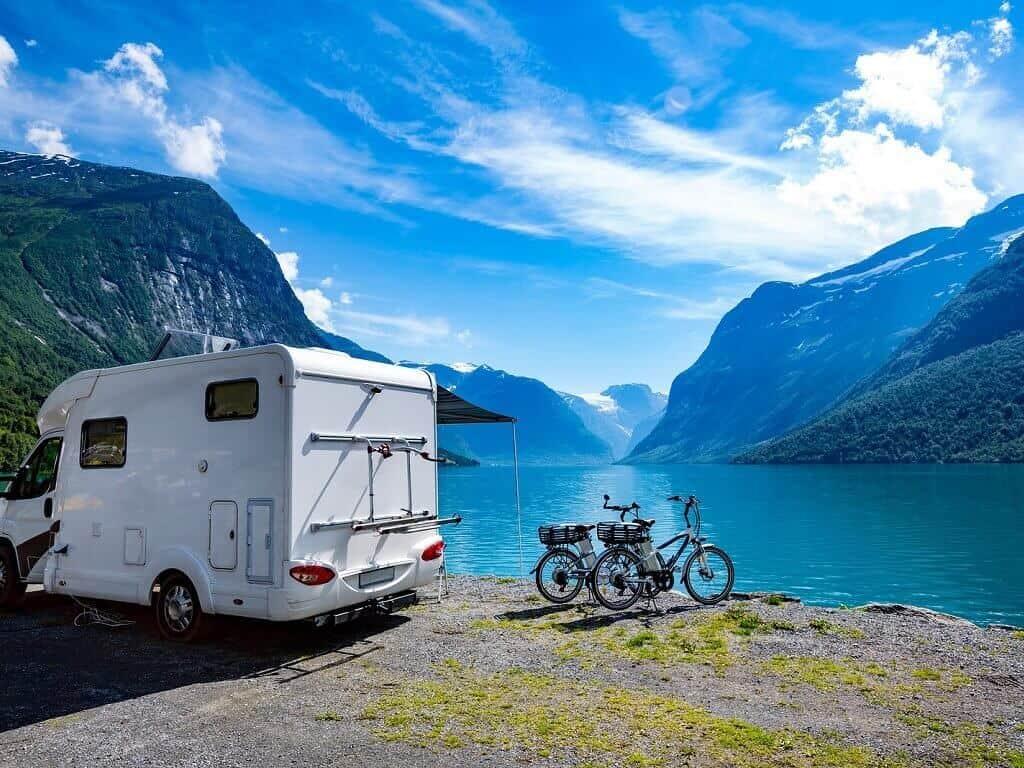 campervan abroad europe