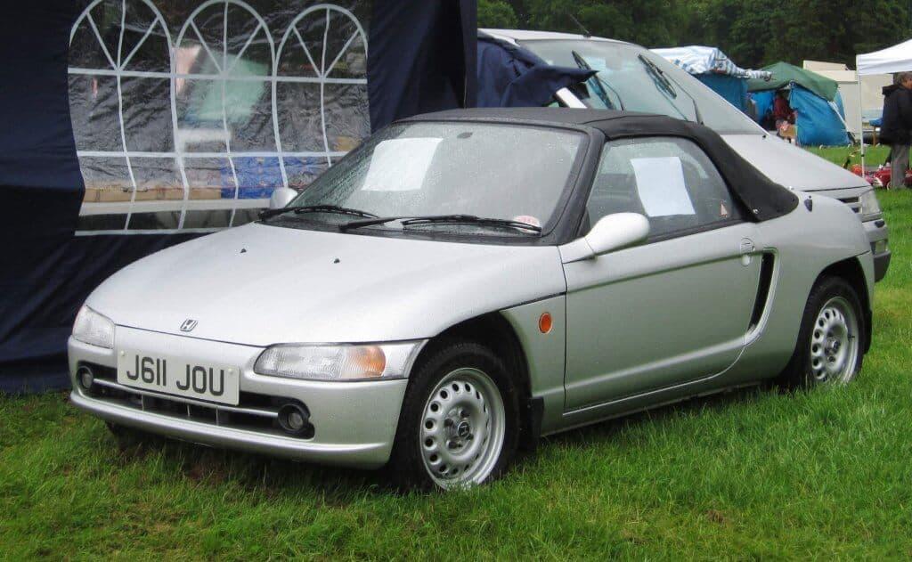 Honda import car