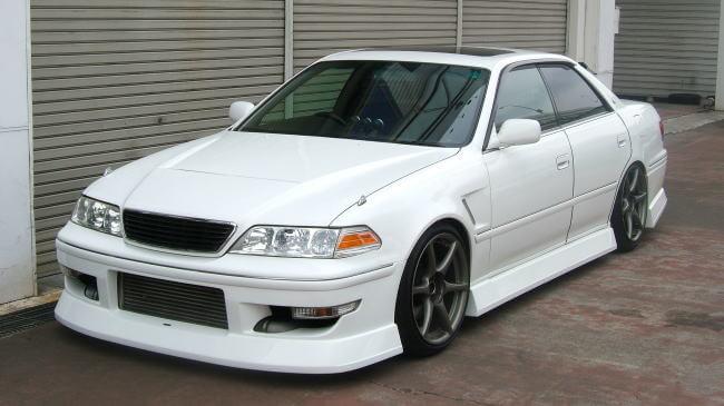 Toyota modified car