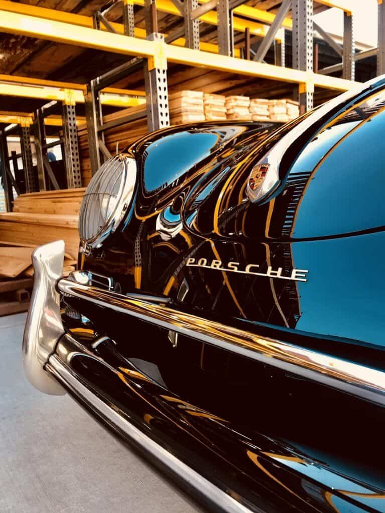 Porsche classic car