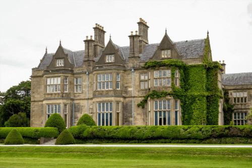 Tudor style mansion