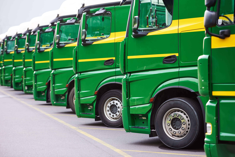 Fleet of refuse vehicles