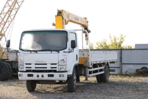 Isuzu pick up truck