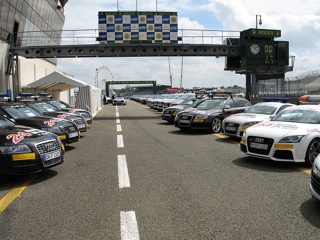 Image of Audi Car Fleet