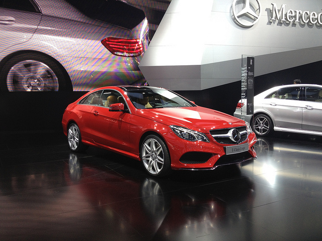 Image of Mercedes E Class