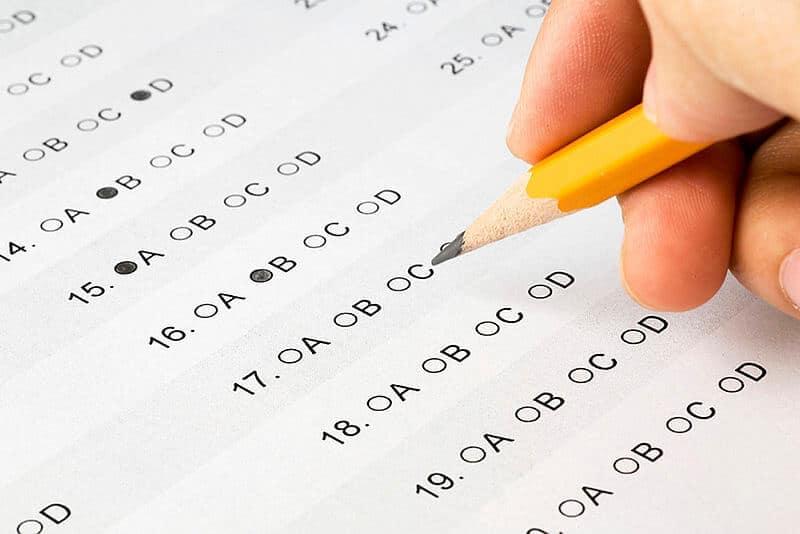 Image of Exam