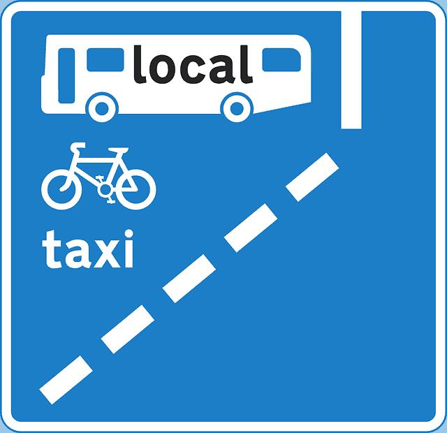 Image of Bus Lane Sign