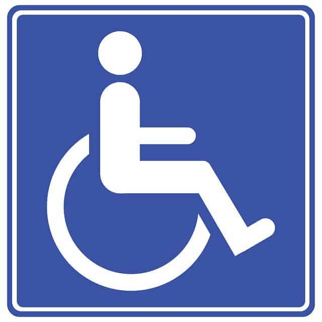 Image of Disabled Badge